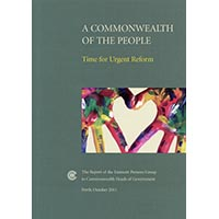 Cover of A Commonwealth of the People
