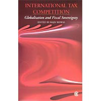 Cover of International Tax Competition book