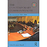 Cover of The Contemporary Commonwealth